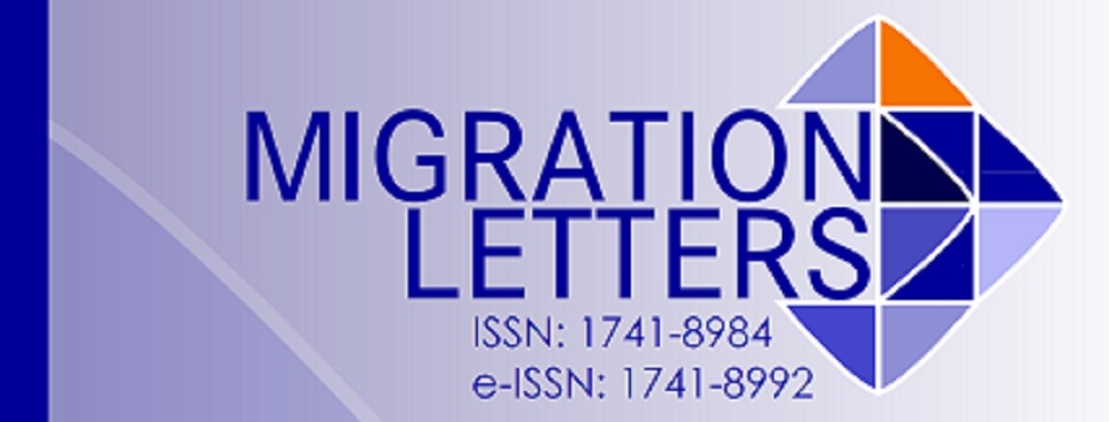 Ukrainian migrant women's social remittances: Contents and effects on families left behind Cover
