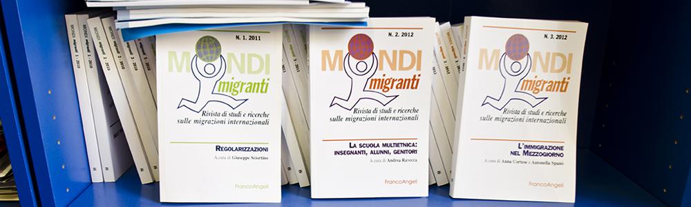 Crisi economica e migranti: il ritorno del lavoratore povero, Cover