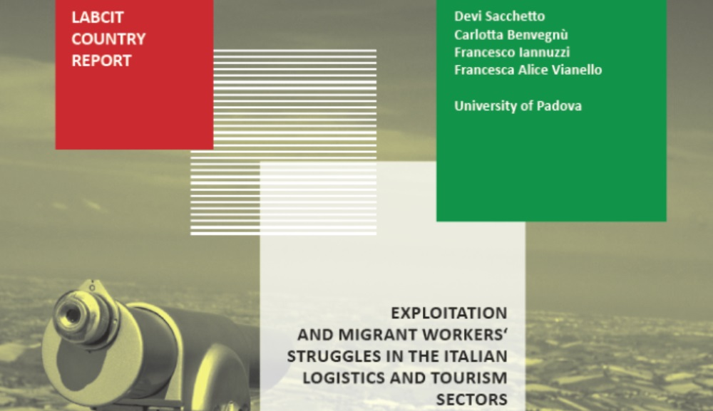 Exploitation and migrant workers' struggles in the Italian logistics and tourism sectors Cover